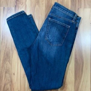 Current Elliott The Ankle Skinny Loved Jeans sz 28